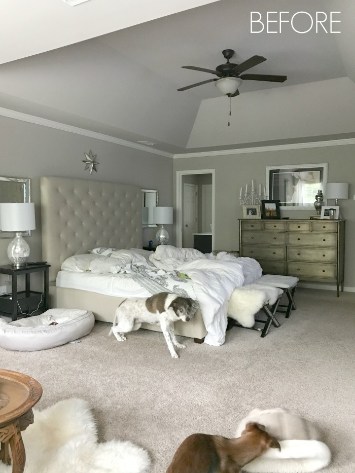 Master Bedroom Makeover | One Room Challenge Master Bedroom Makeover Reveal Kelley Nan