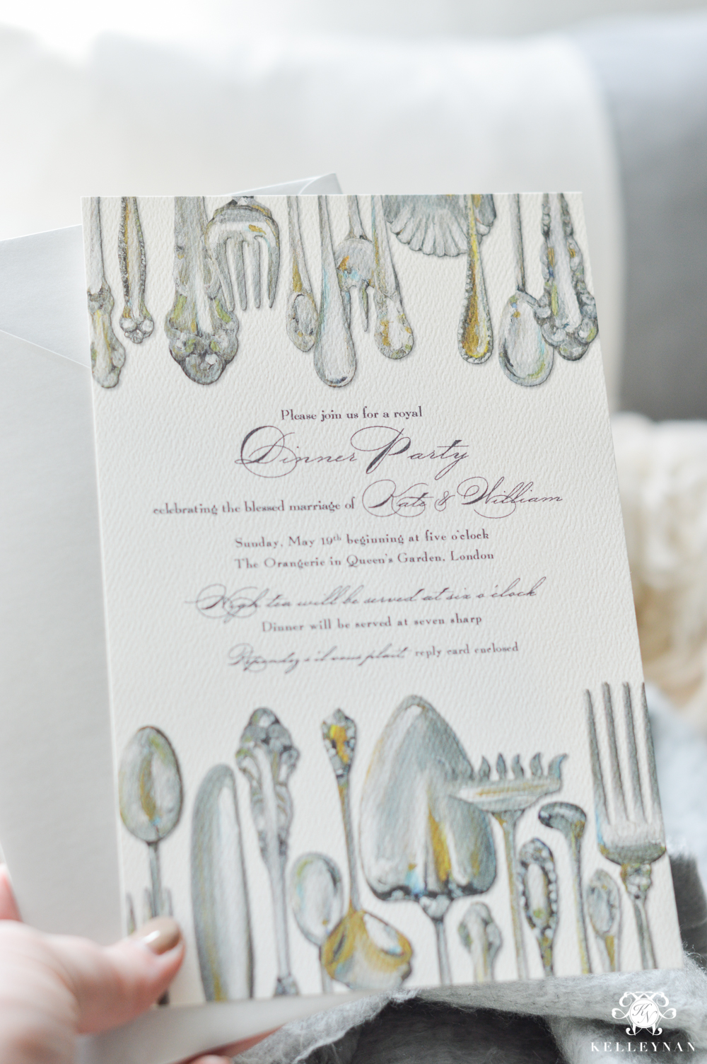 Gorgeous dinner party invitation ideas