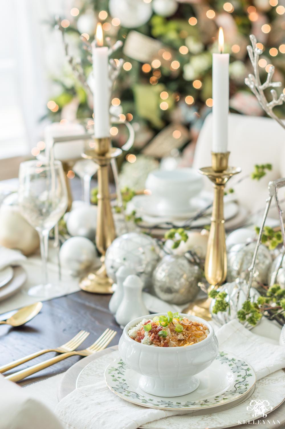 Christmas table ideas for the holidays