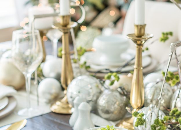 Fake It, Don't Bake It: Stress Free Holiday Hosting