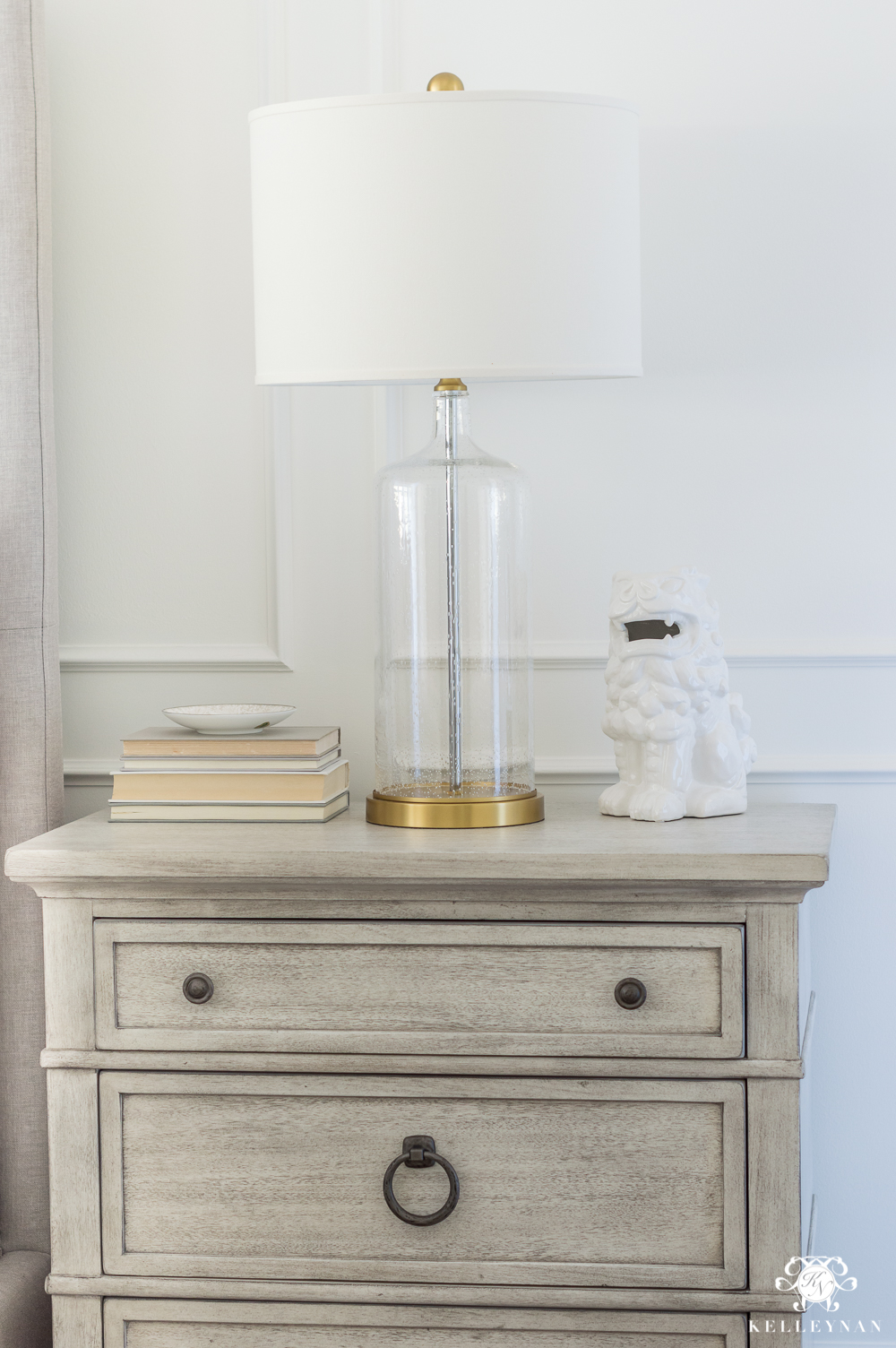 Nightstand styling for men