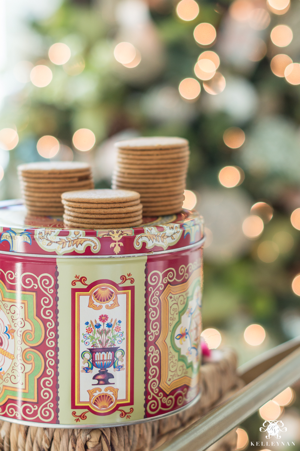 Best gingersnaps every- perfect hostess gift