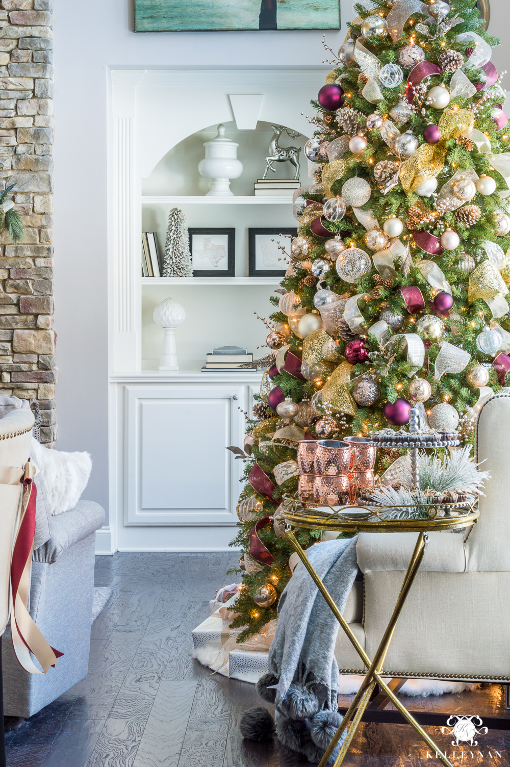 Hazelnut Brownie Bite Sundaes - A Christmas Cookie Recipe Exchange ...