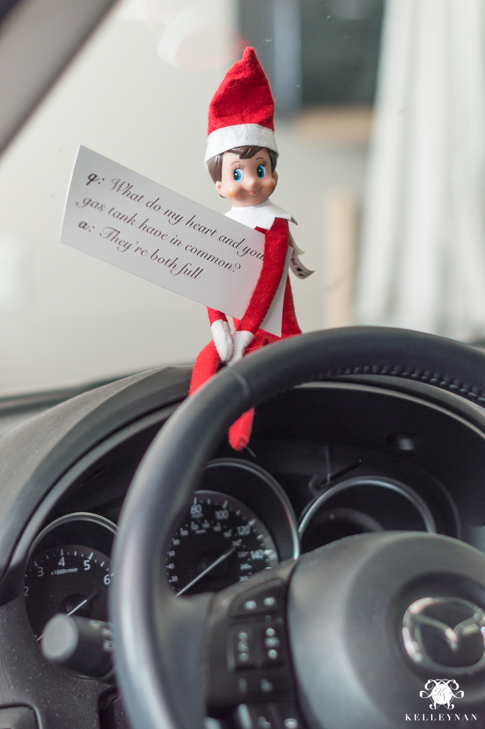 Thoughtful elf on the shelf ideas for your spouse and other adult elf ideas