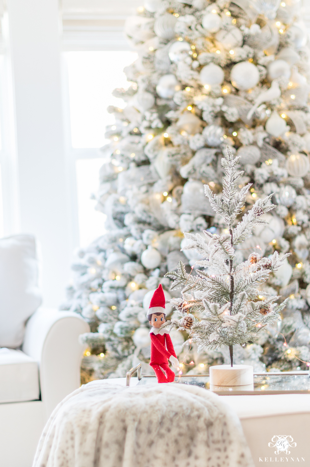 elf on the shelf isnt just for kids here are several ideas for - Christmas Shelf Decorations
