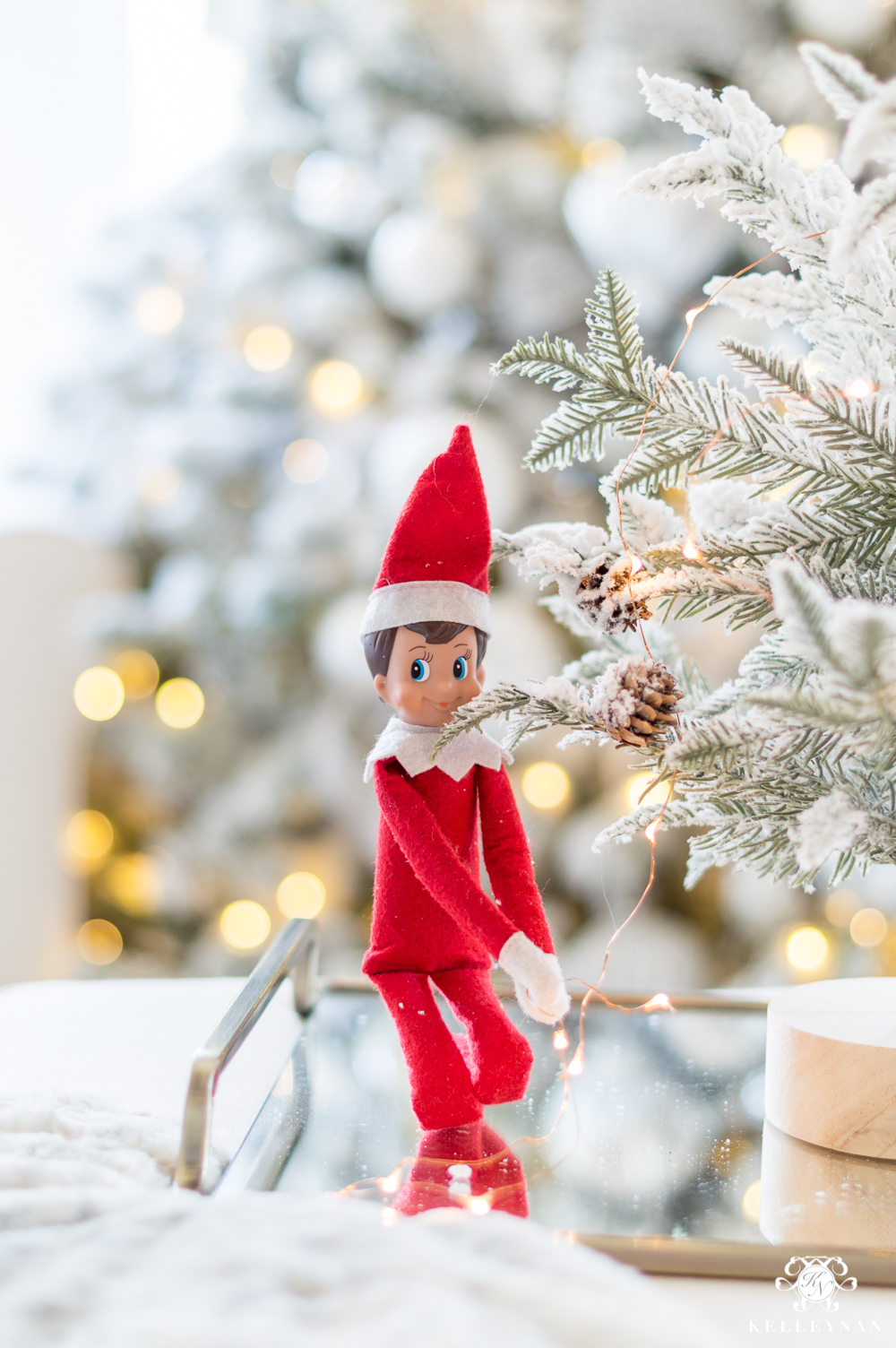 Unique Elf on the Shelf ideas for couples