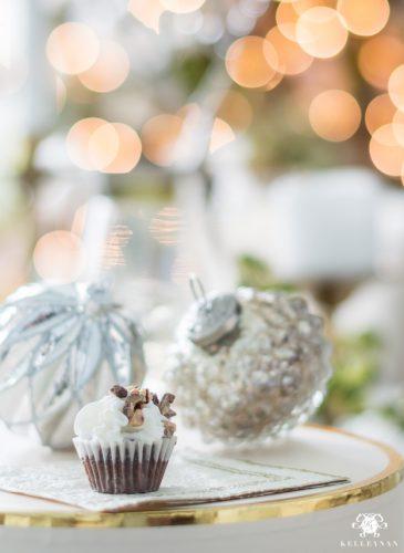Hazelnut Brownie Bite Sundaes – A Christmas Cookie Recipe Exchange