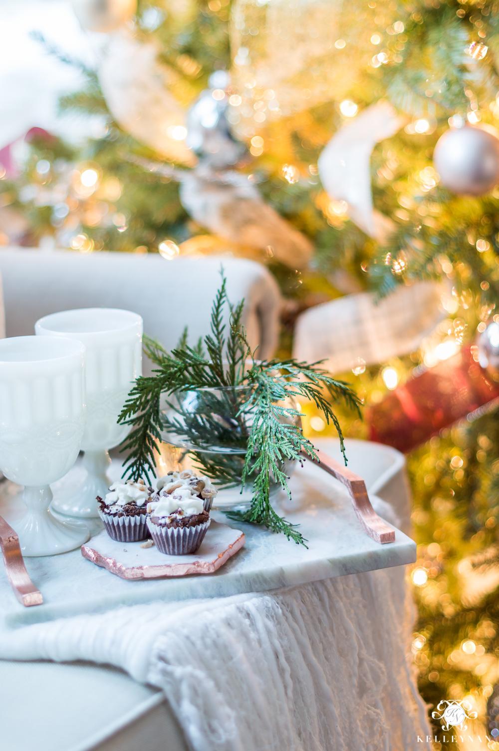 Brownie Bite holiday recipe