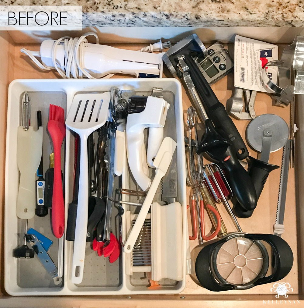 Best organizer and Ideas to organize kitchen utensil drawers