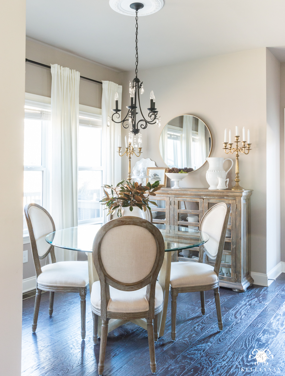 nine tips to transition your holiday decor to winter in