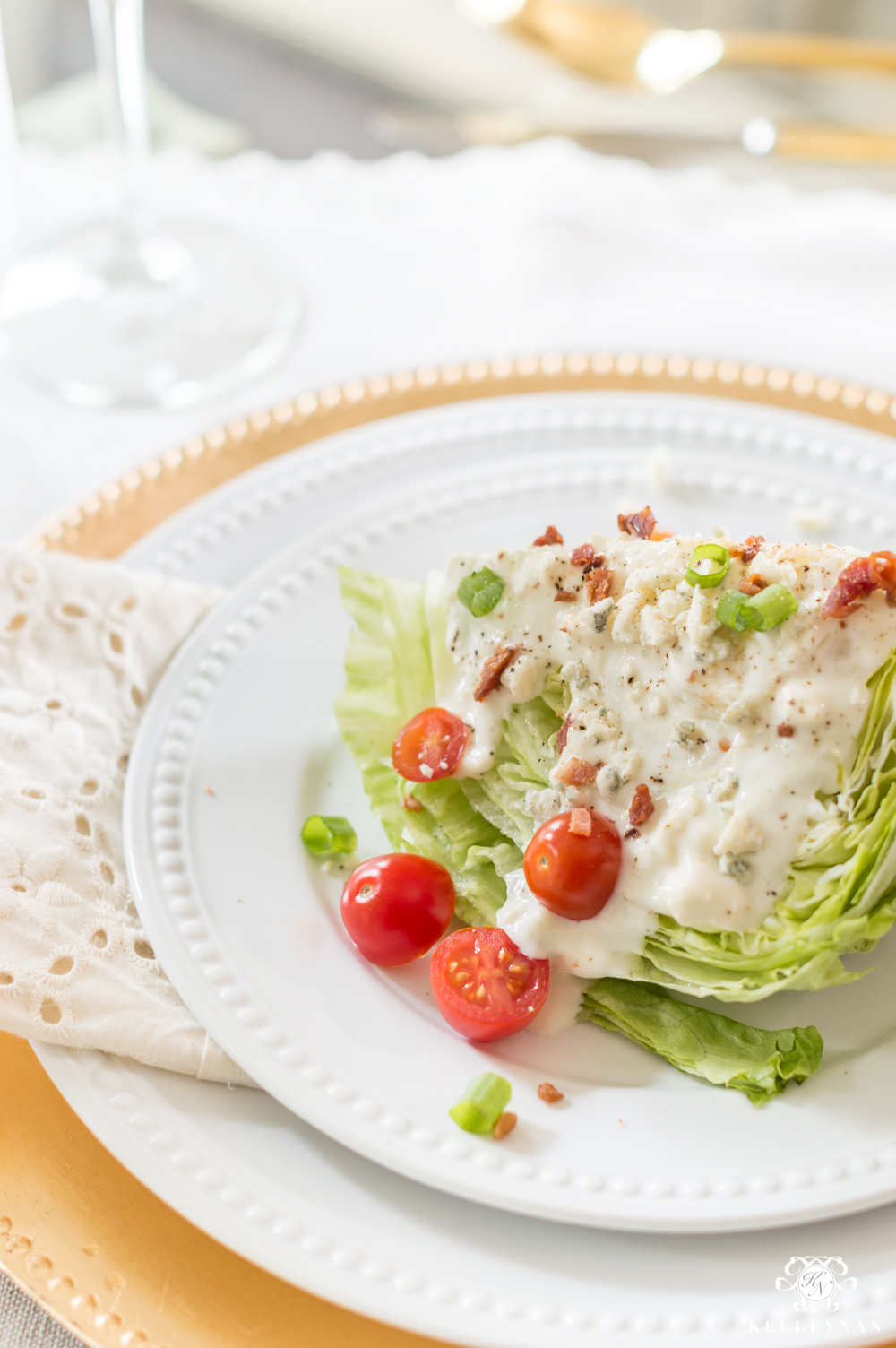 How to dress the perfect wedge salad