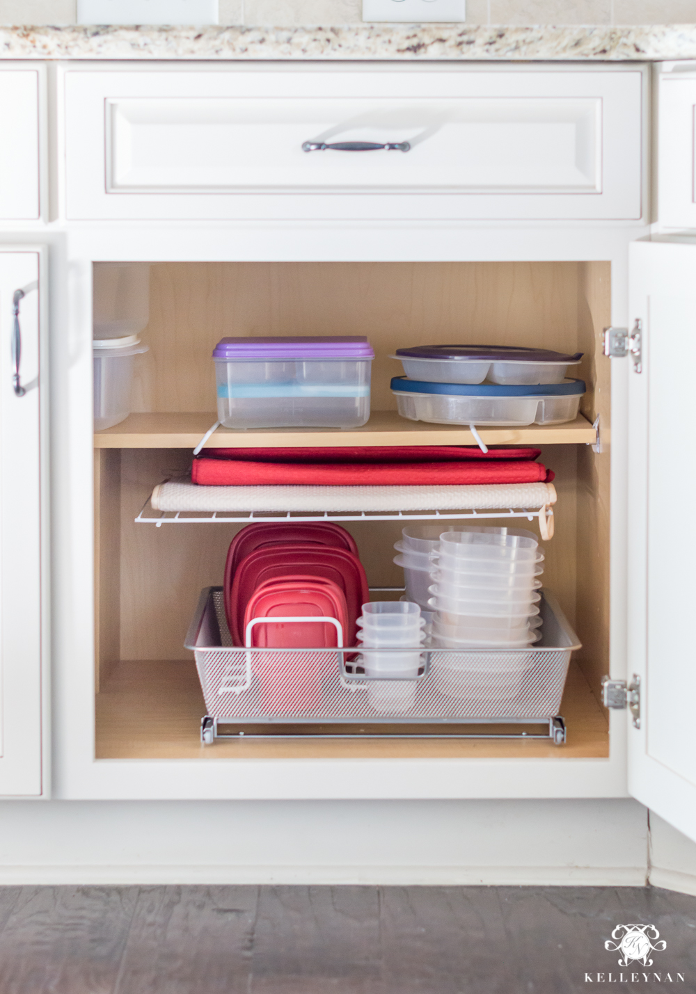 Organization Ideas for a Kitchen Cabinet Overhaul | Kelley Nan