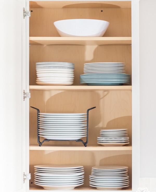 Organization Ideas for the Entire Kitchen