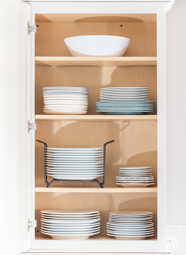 Organization Ideas for the Entire Kitchen