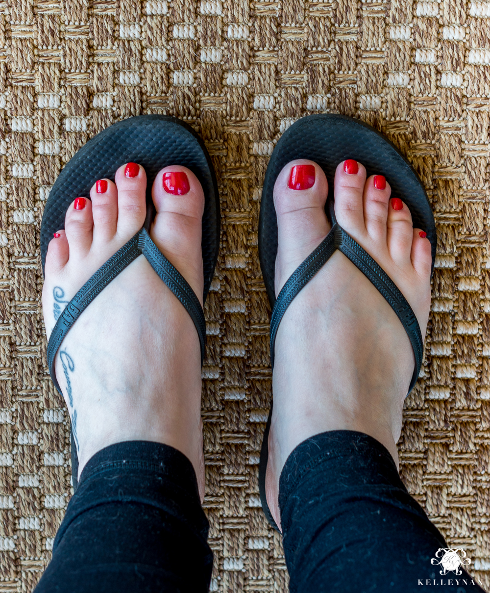 Gap Flip Flop Review