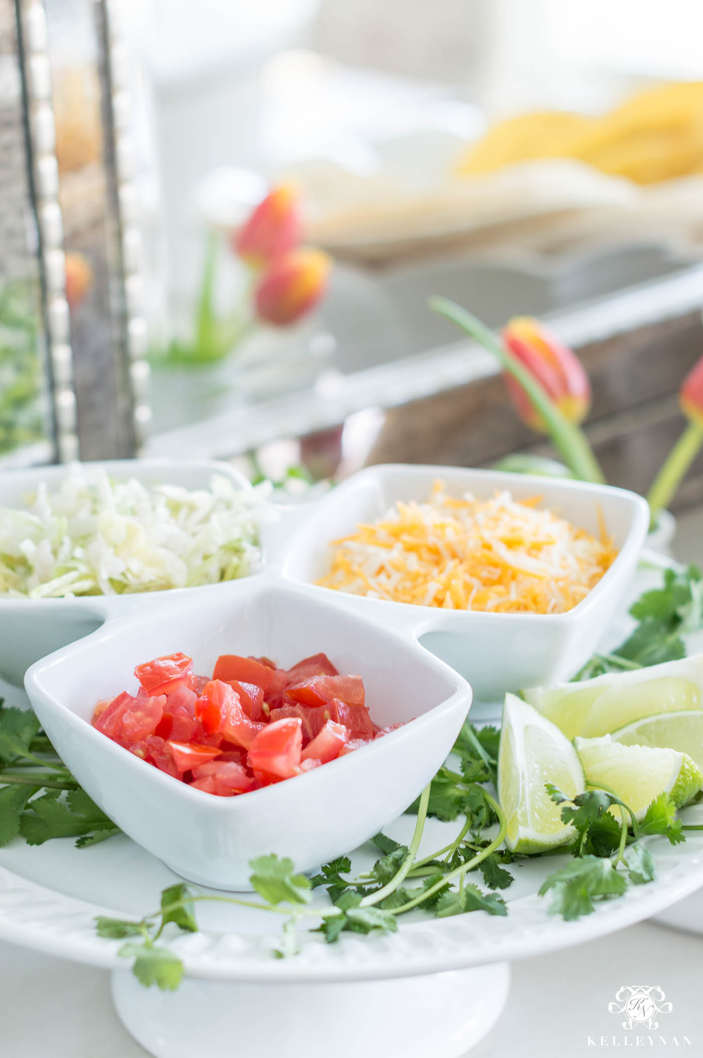 Taco Bar Toppings and Menu Ideas