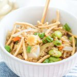 Recipe for Trader Joe's Vegetable Fried Rice with Ginger Asian Marinade