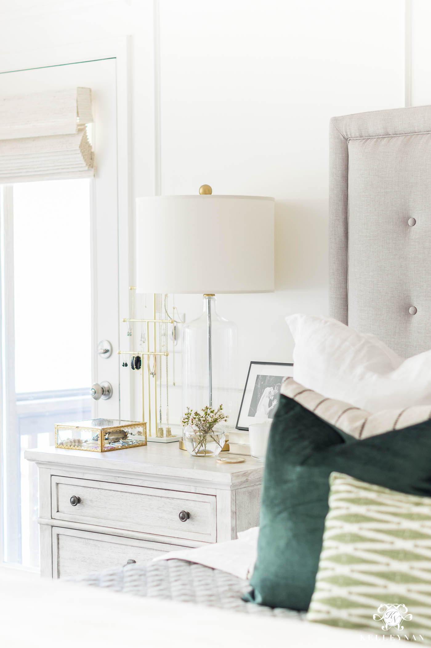 Bringing The Closet To The Bedroom  Decorating With Fashion Accessories