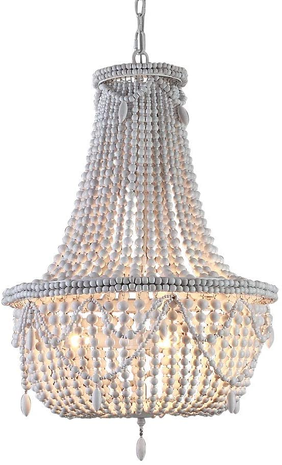15 Beaded Chandeliers for Almost Every Budget