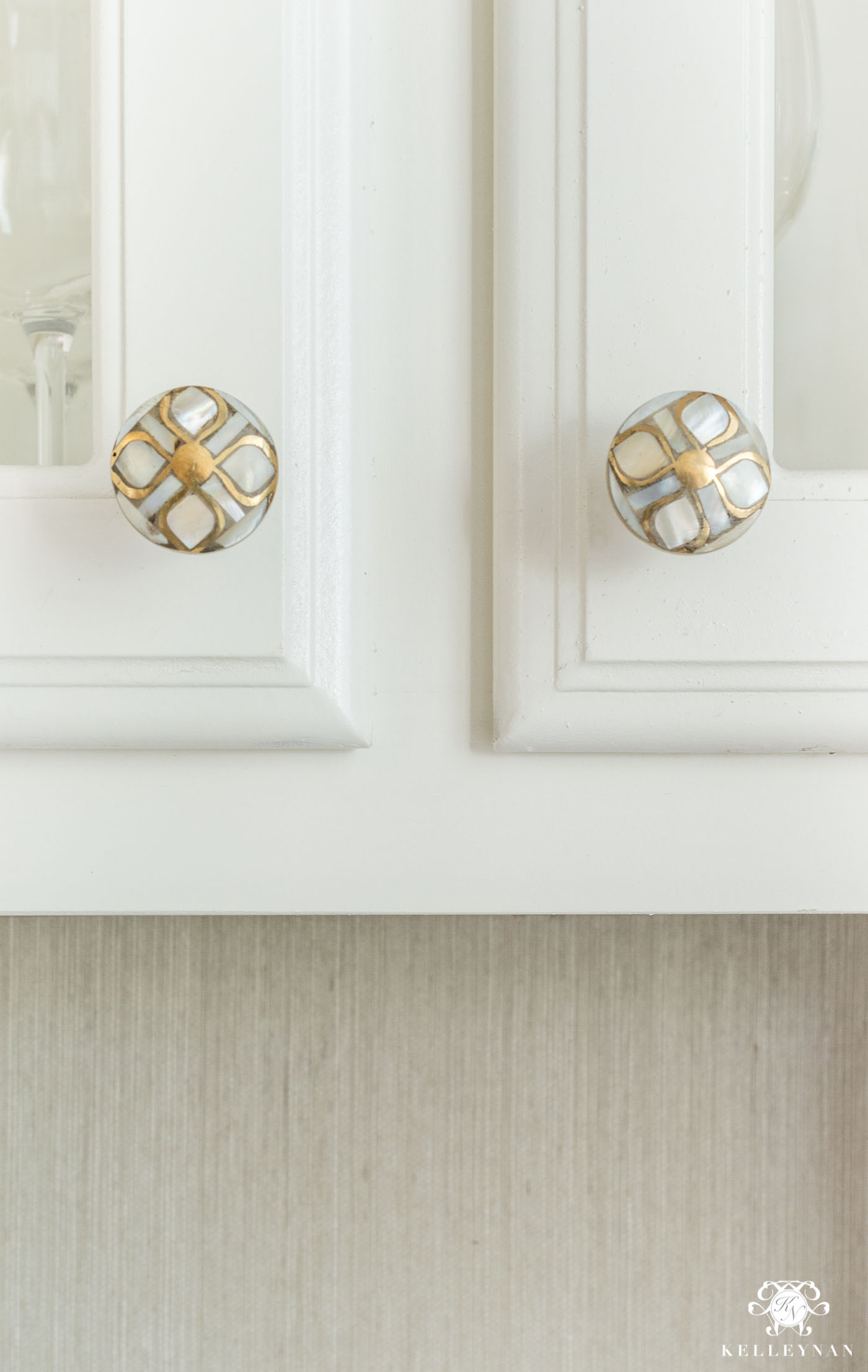 Butler's Pantry Cabinet Hardware Ideas