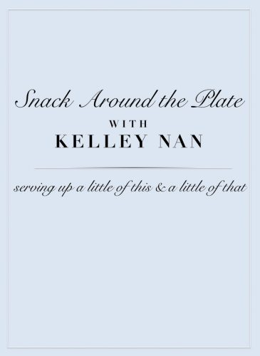 Snack Around the Plate