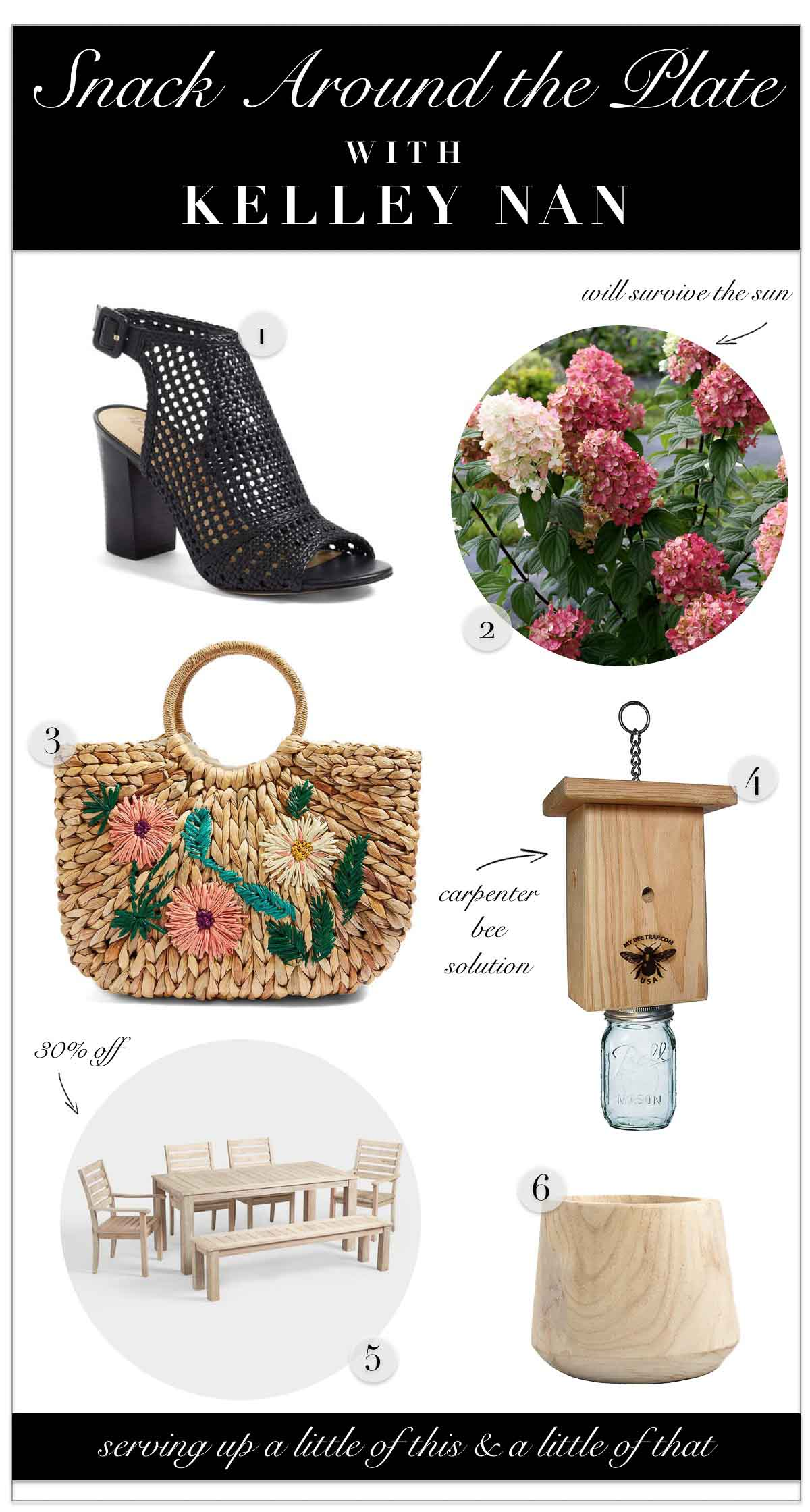 Outdoor Summer Favorites