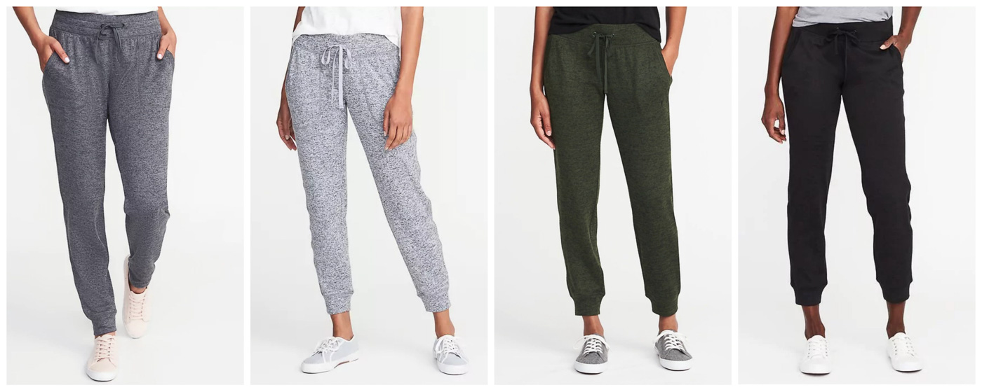 Most comfortable sweat pant joggers
