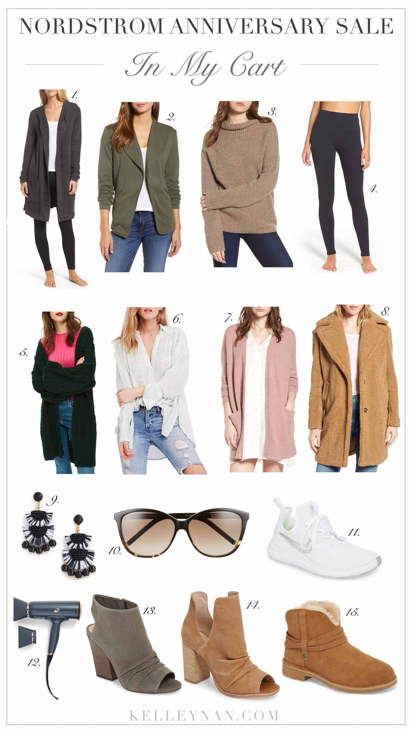 Nordstrom Anniversary Sale (NSALE) Women's Cozy Fashion