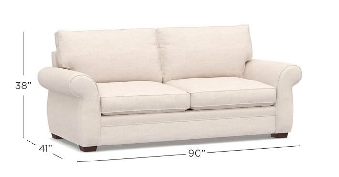 Pb Sofa Comparison Pearce Roll Arm