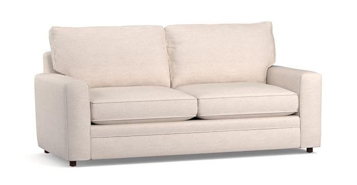 PB Sofa Comparison- Pearce Square Arm