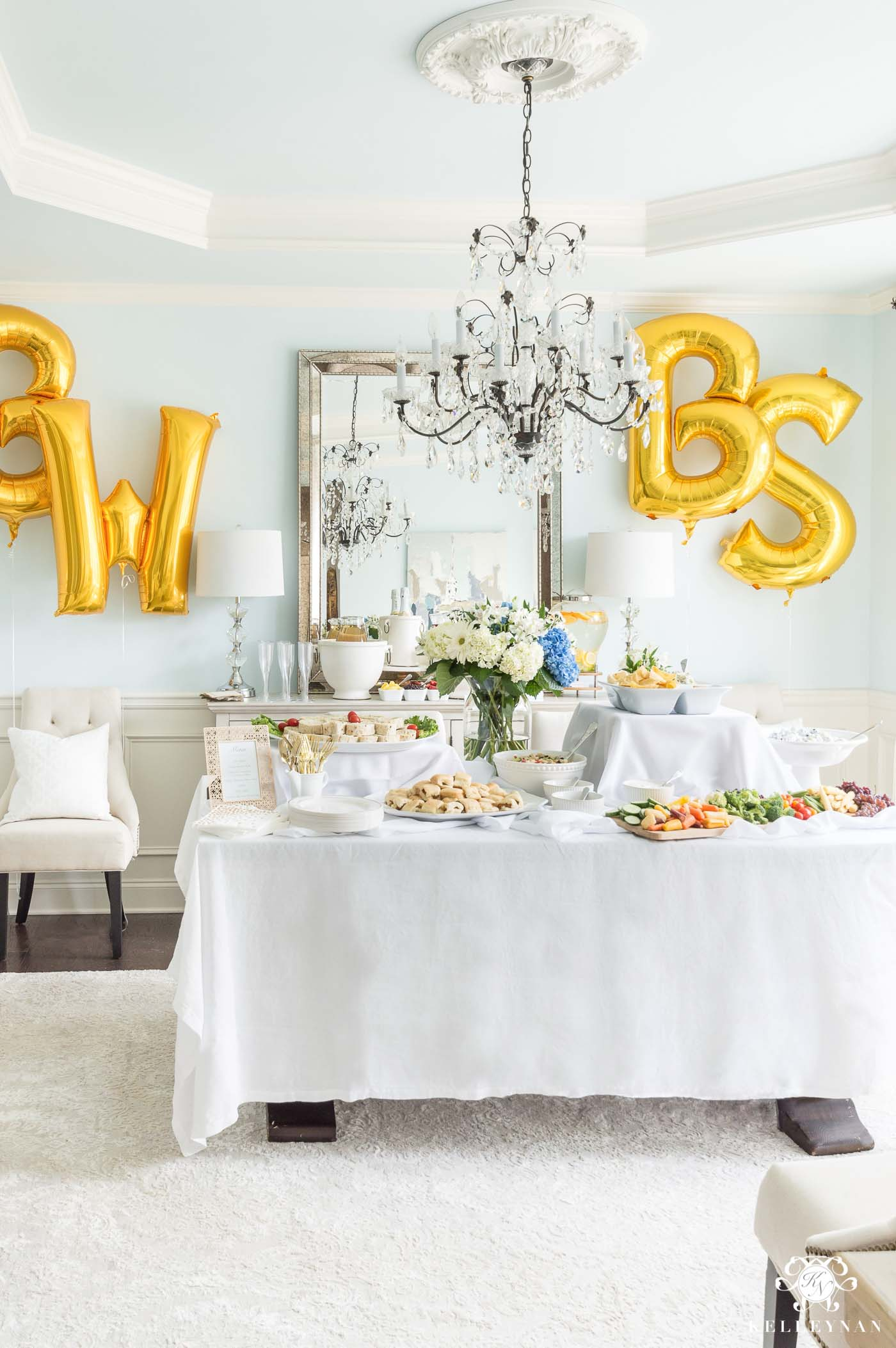 Baby Shower Ideas for Twins with Noah's Ark Theme