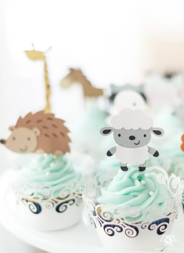 Baby Shower Ideas for Twins (and Ways to Incorporate an Easy Noah's Ark Theme)