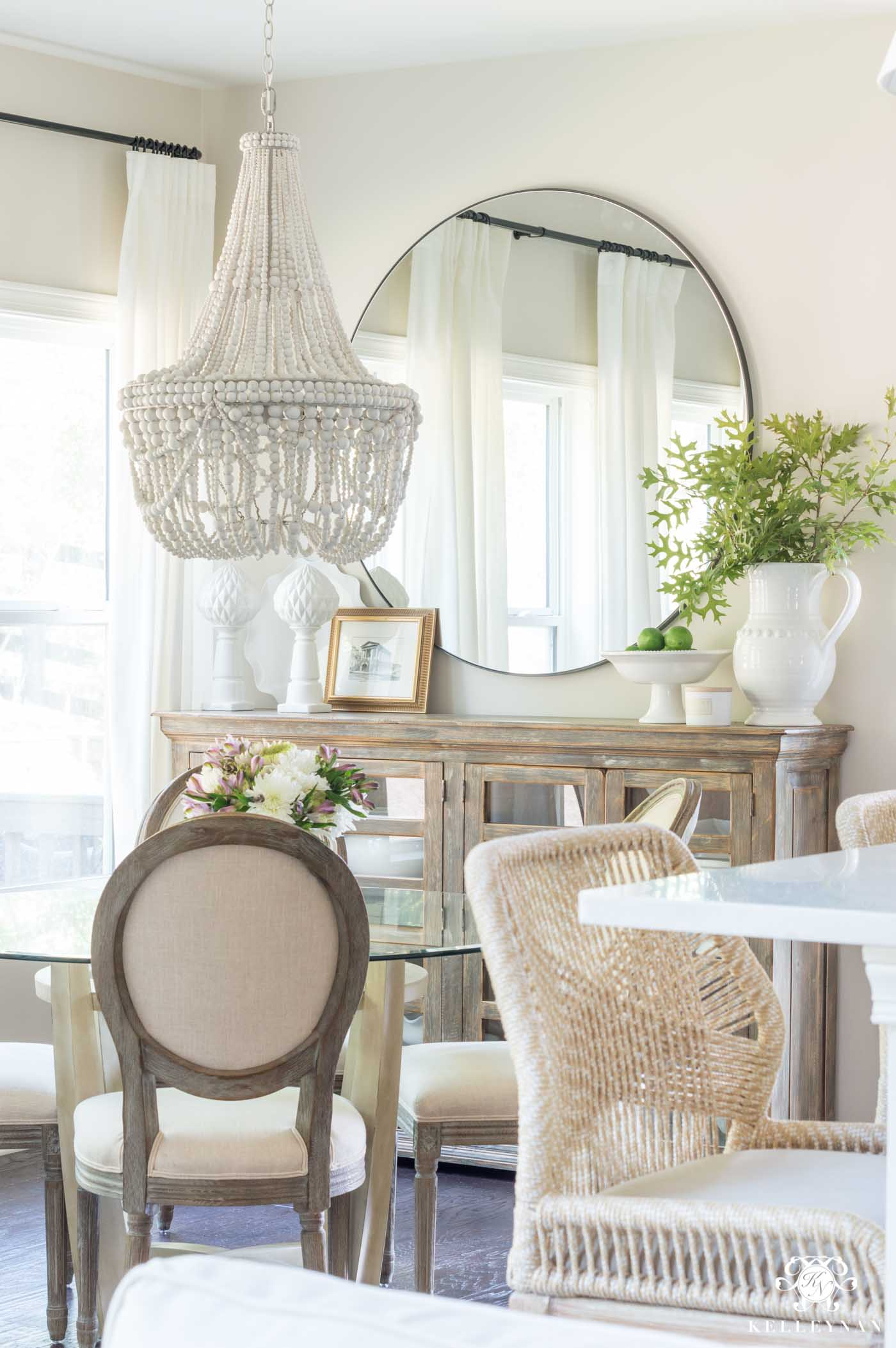 Transitional Breakfast Nook