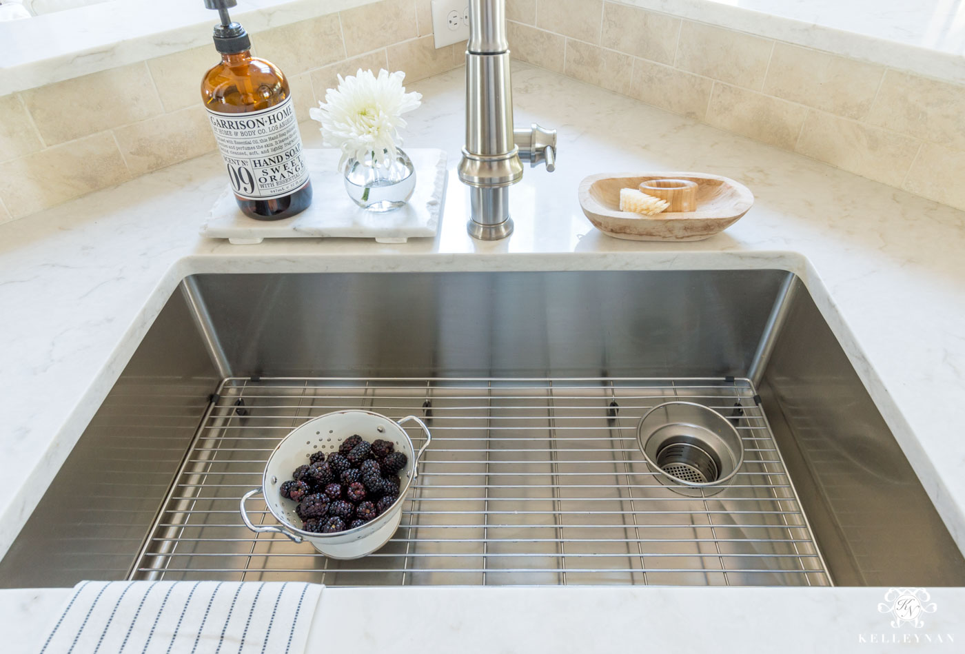 How to update your kitchen sink