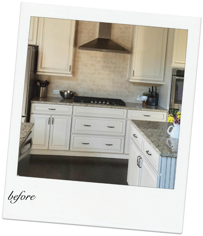 traditional kitchen makeover reveal