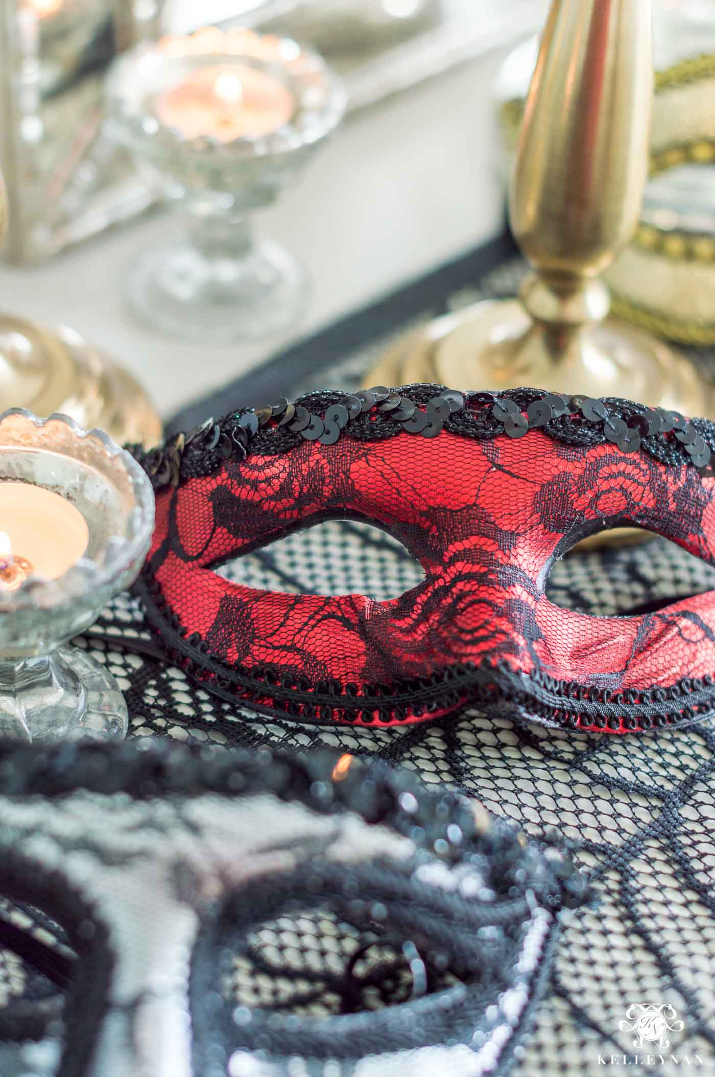 Masquerade Masks for Halloween Party