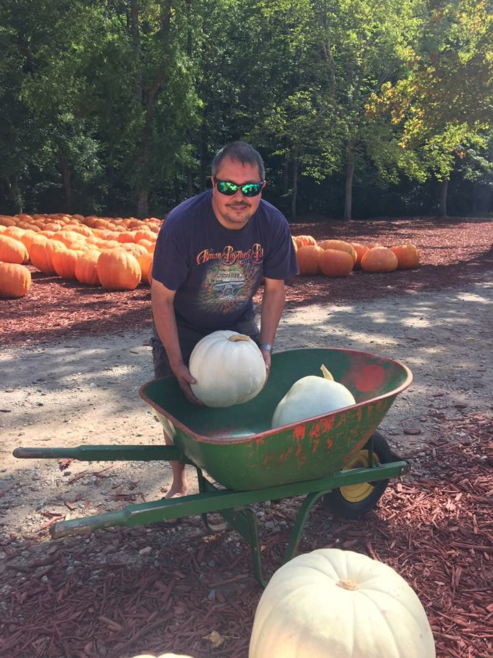 Burt's Pumpkin Farm in North Georgia