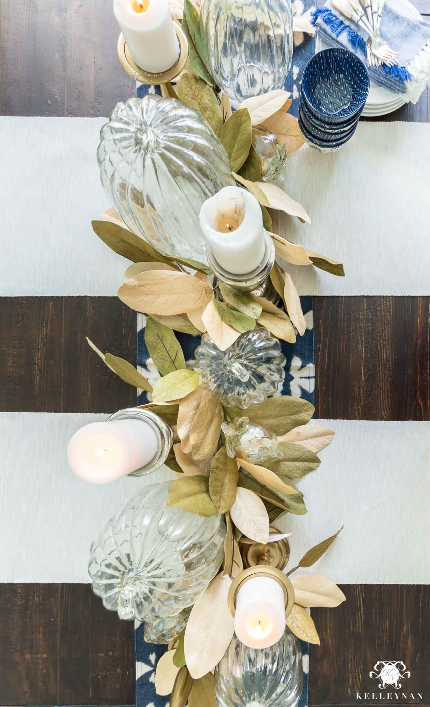 Fall Tablescapes and Place Setting Ideas