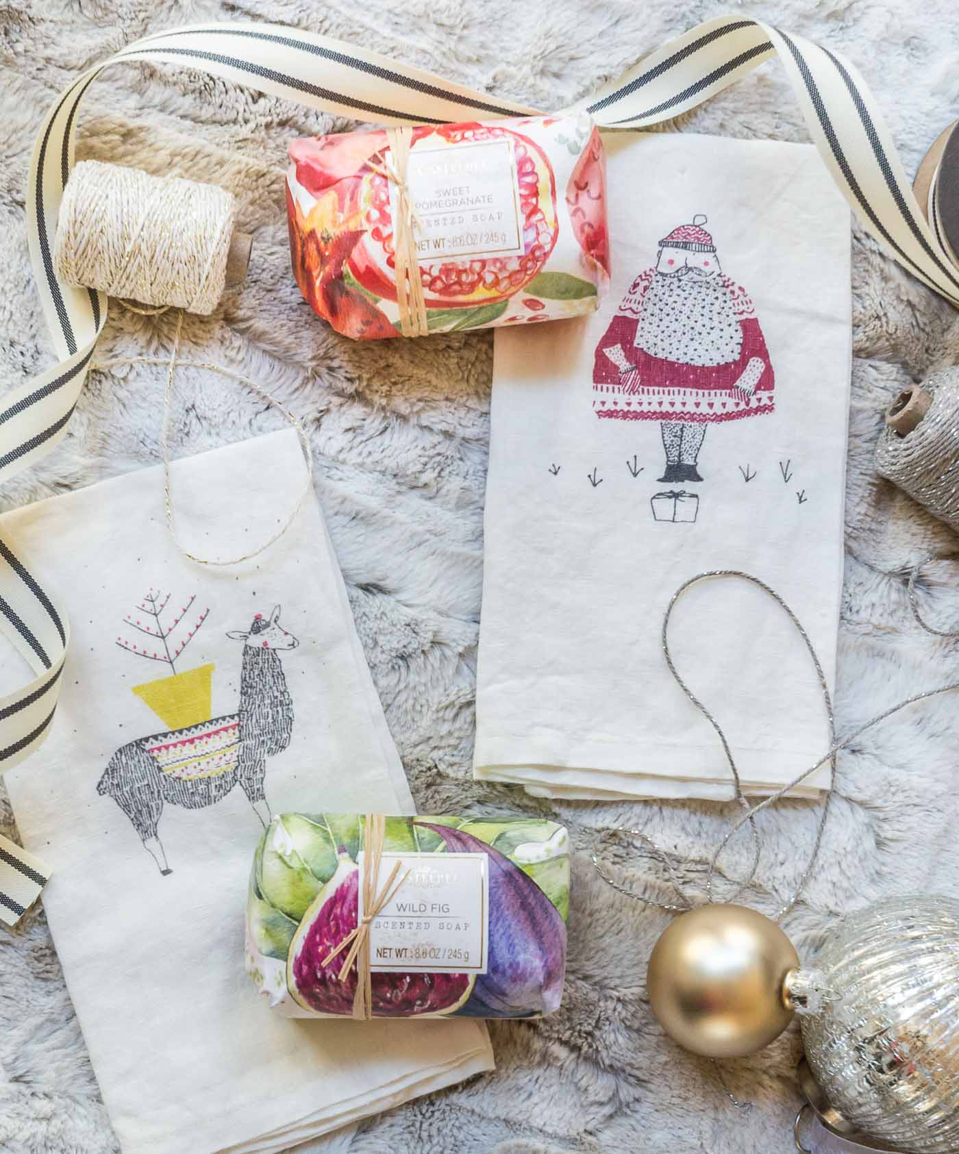 Christmas Prep List & Hostess Gift Ideas