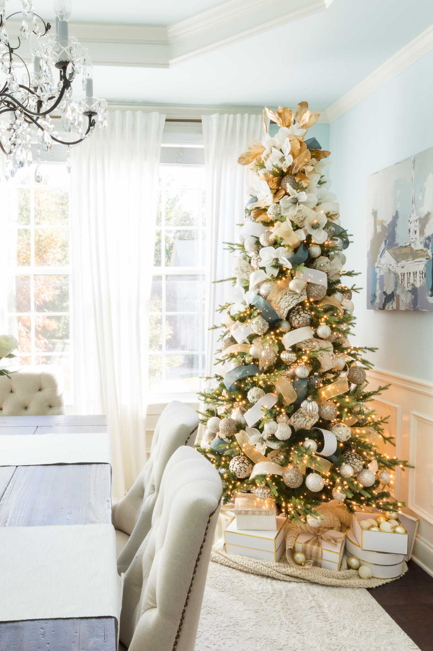 Unique Christmas Tree Theme Ideas
