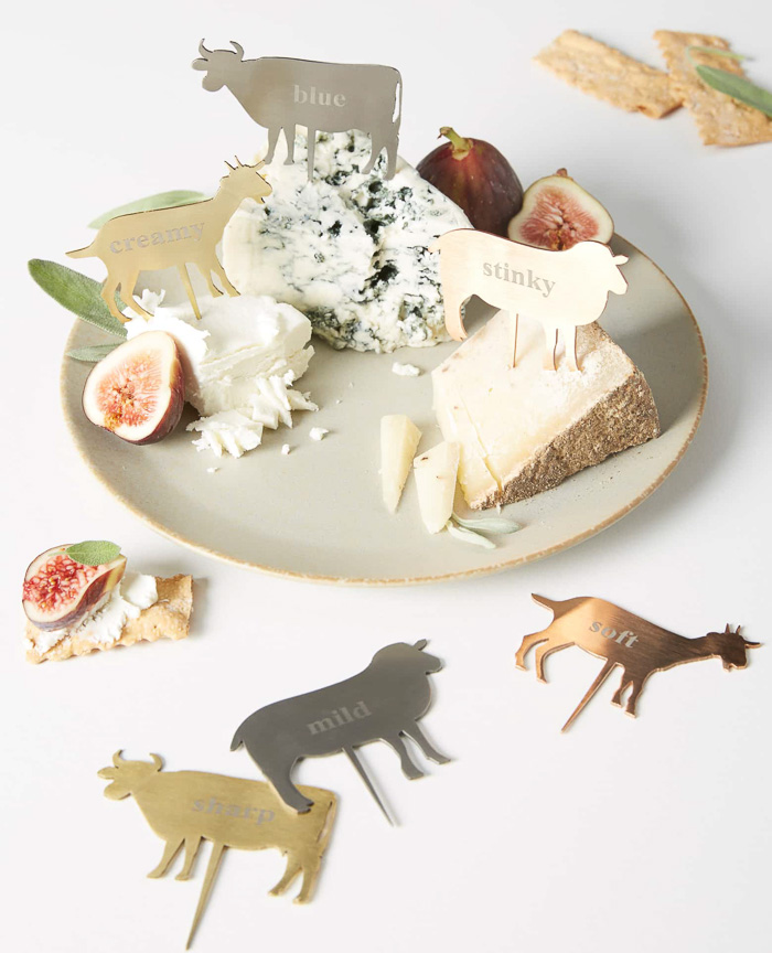 Cow Cheese Markers