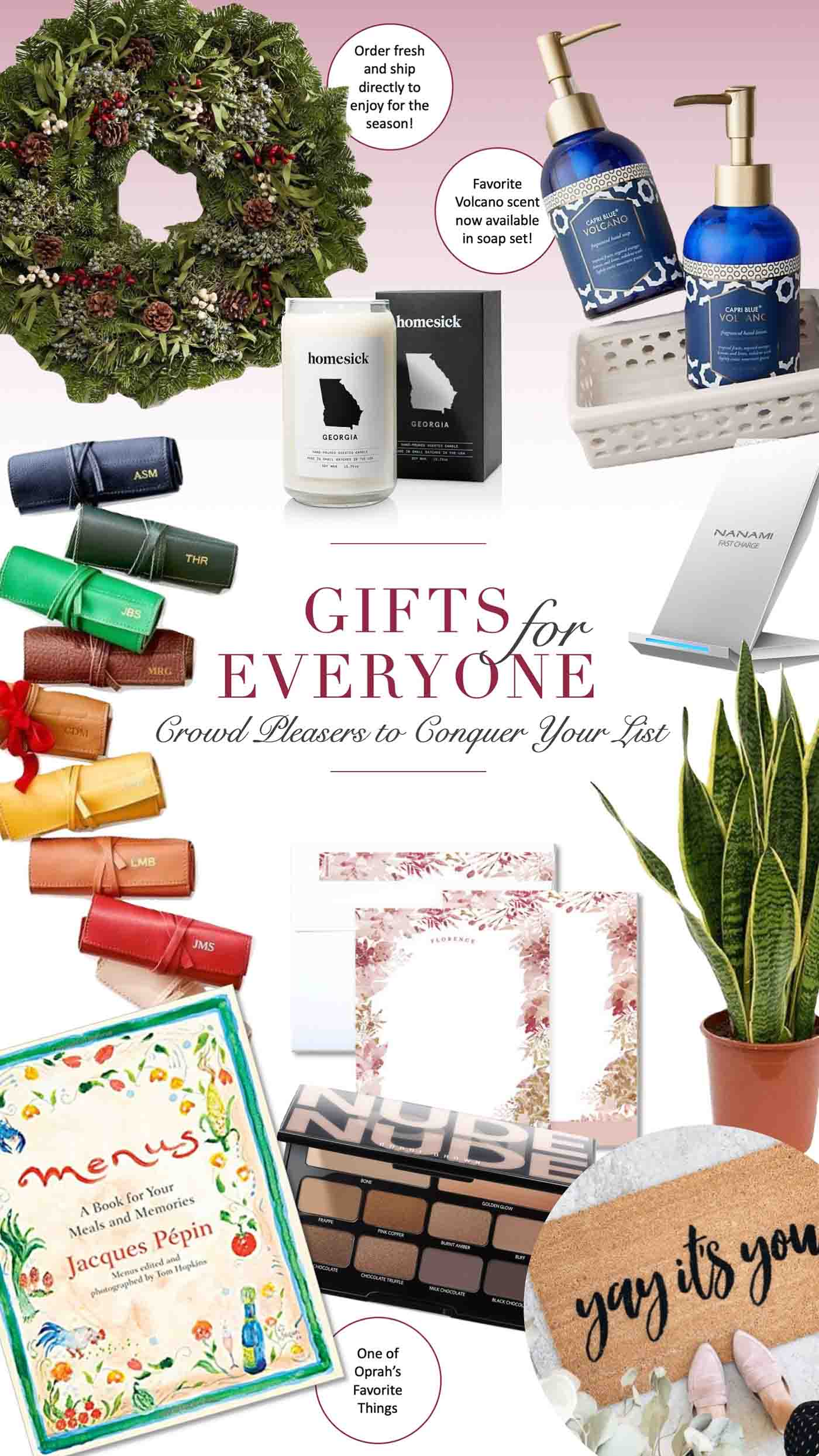 Holiday Gift Guide: Versatile Gifts for Everyone - Kelley Nan