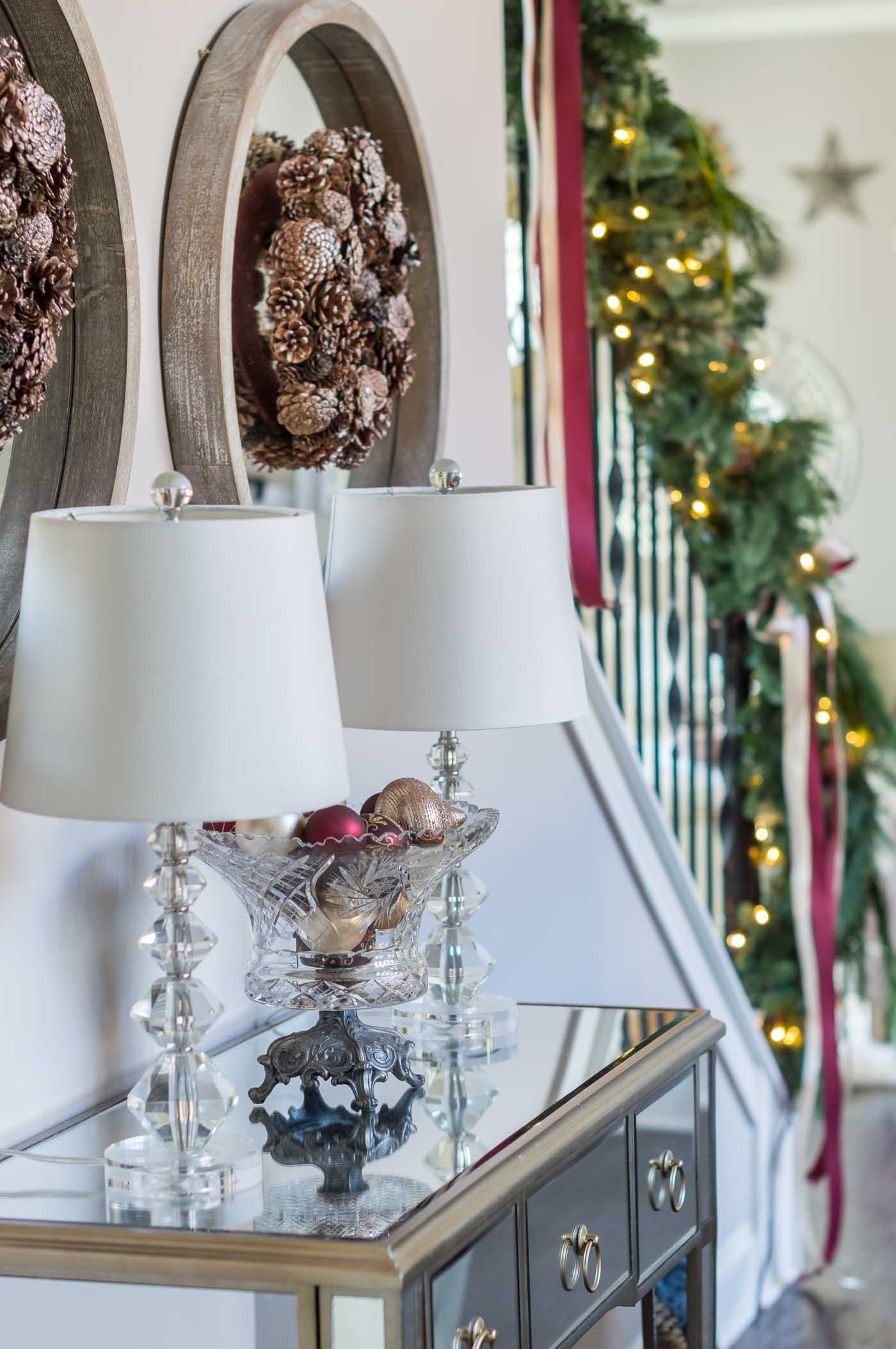 Red and Gold Christmas Decor Ideas