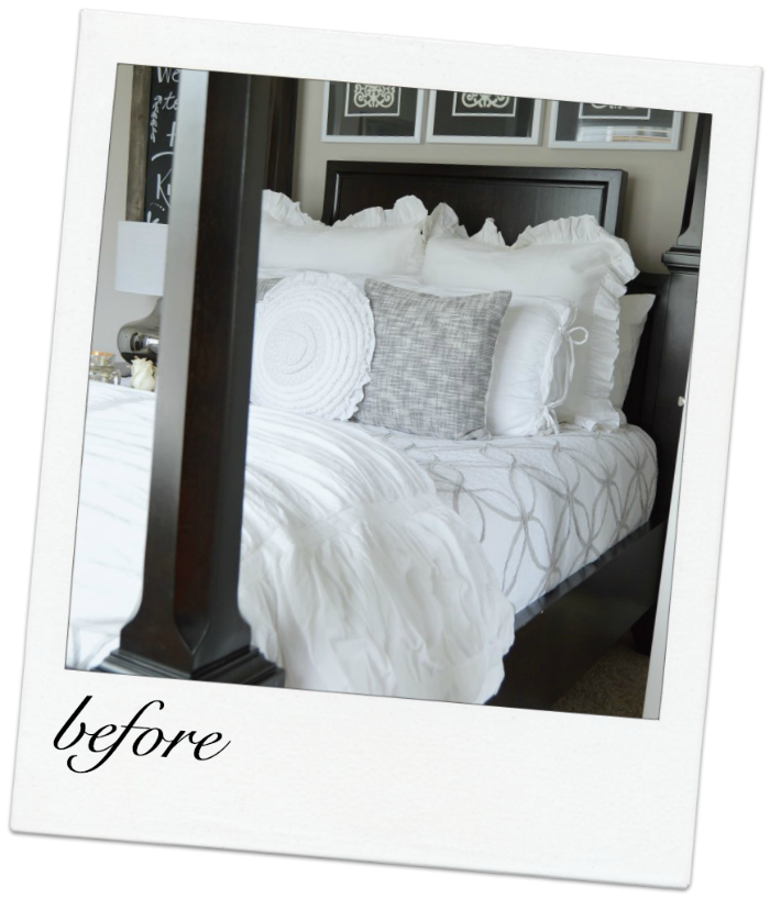 before guest bedroom makeover