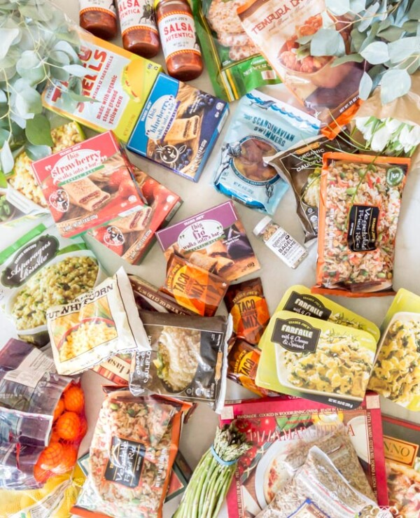 Trader Joe's Shopping Favorites