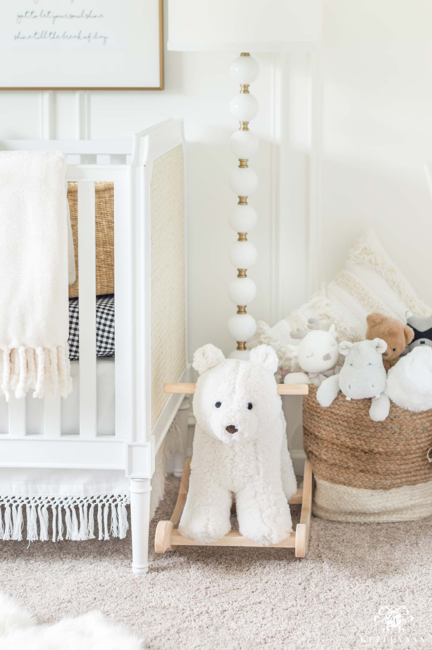 Gender neutral nursery decor must-haves