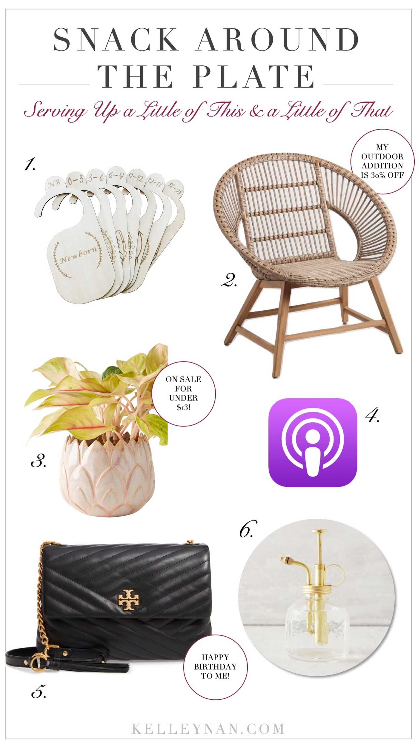 Favorites in home and fashion 2019