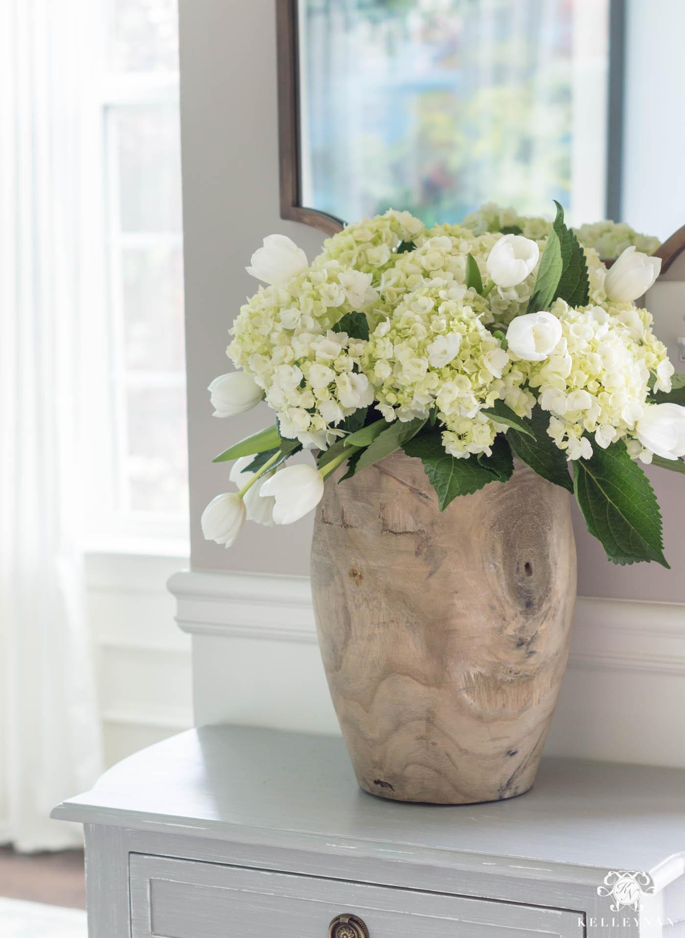 Foyer Floral Arrangement