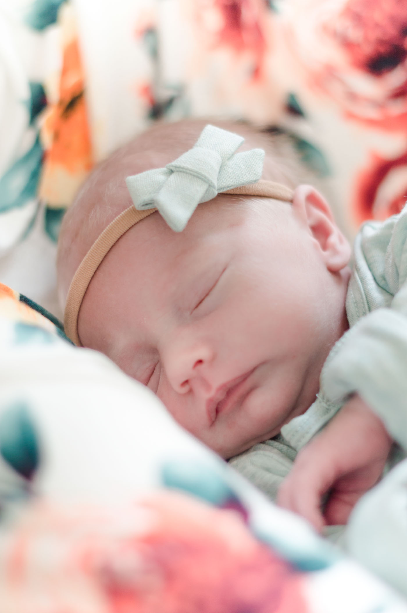 Sleeping Baby Classic Lou Lou Headband Mini