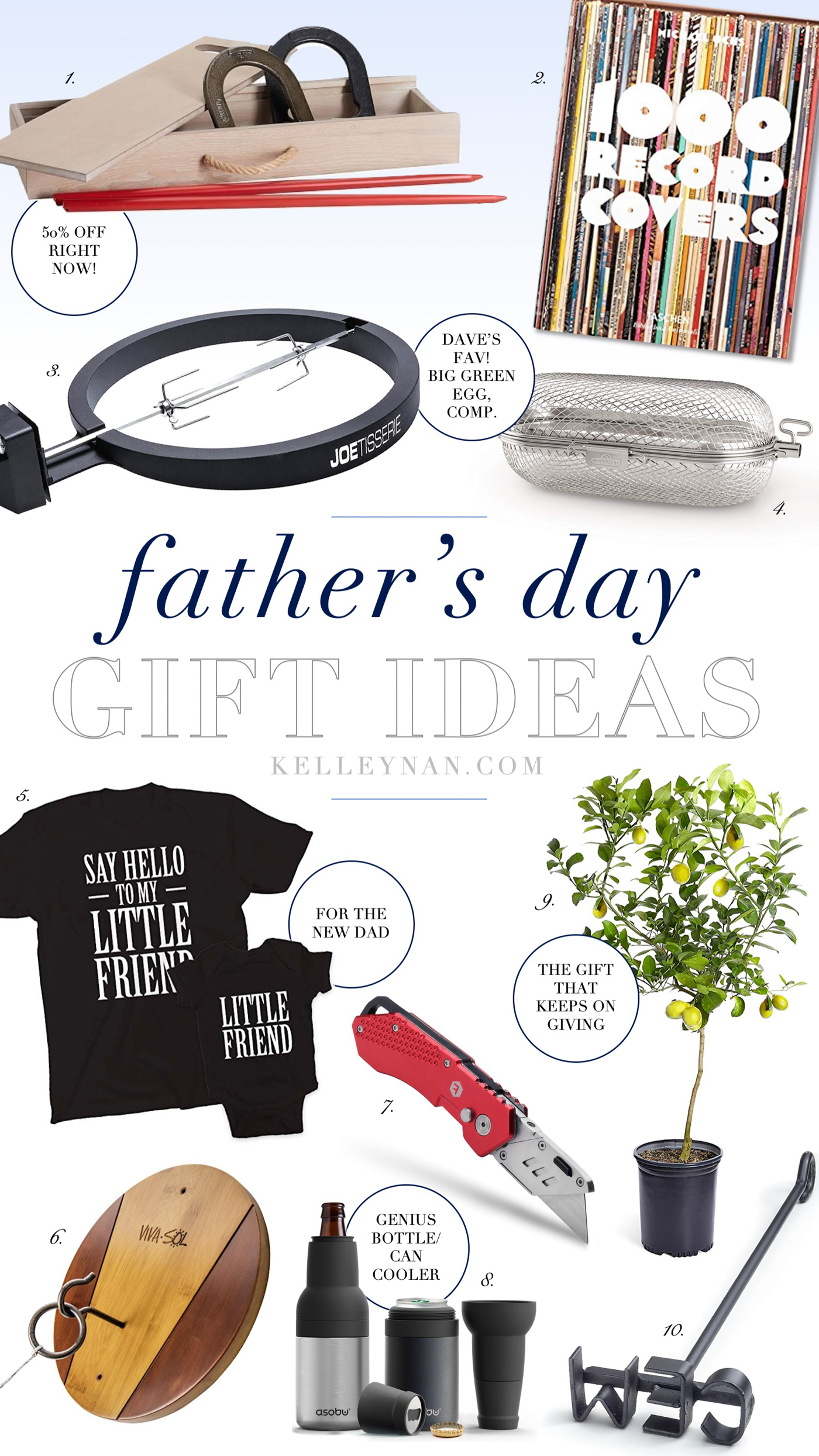 Father's Day Gift Ideas for Different Price Points and Aged=s